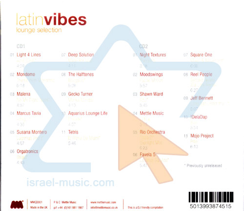 Latin Vibes: Lounge Selection by Various
