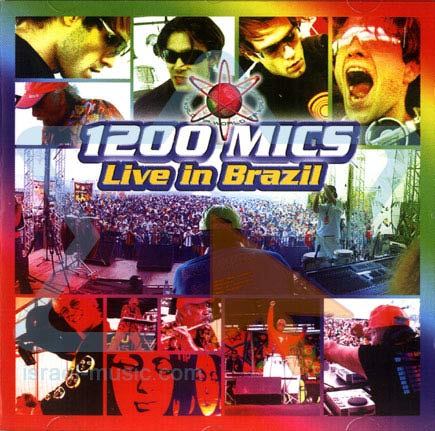 1200 Mics - Live in Brazil by Various