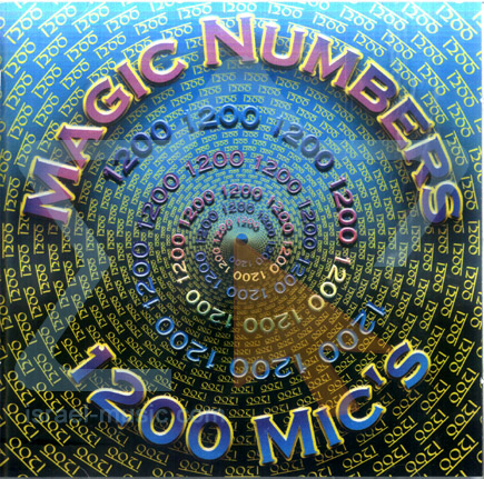 Magic Numbers by 1200 Mics