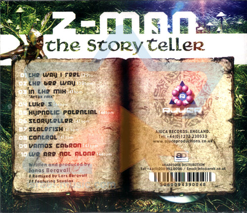 The Story Teller by Z-Man
