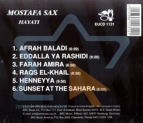 Hayati by Mostafa Sax
