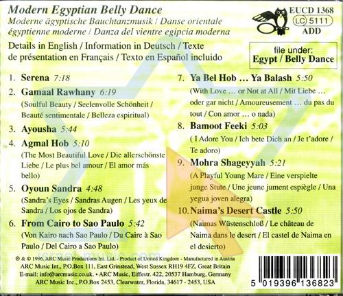 Modern Egyptian Belly Dance by Hossam Ramzy