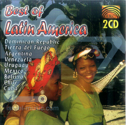 Best of Latin America by Various