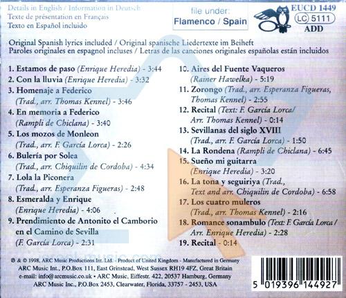 Flamenco Poetry by Danza Fuego