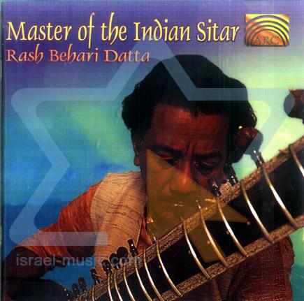 Master of the Indian Sitar by Rash Behari Datta