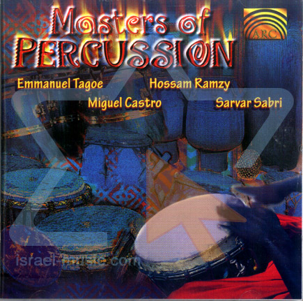 Masters of Percussion by Various