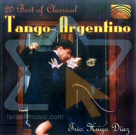 20 Best of Classical Tango Argentino Par Hugo Diaz