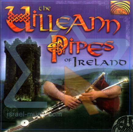 The Uilleann Pipes of Ireland by Jean-Yves Le Pape