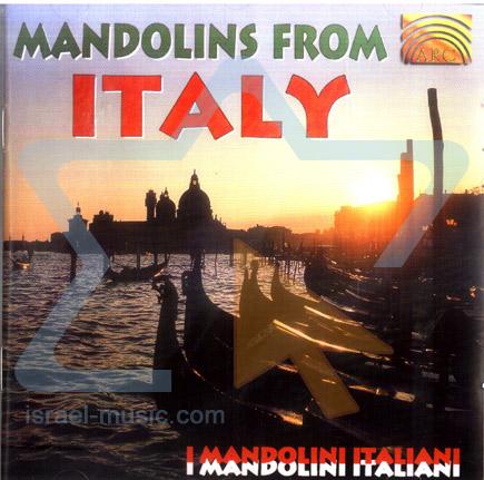 Mandolins from Italy Par I Mandolini Italiani