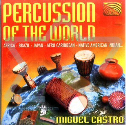 Percussion of the World by Miguel Castro