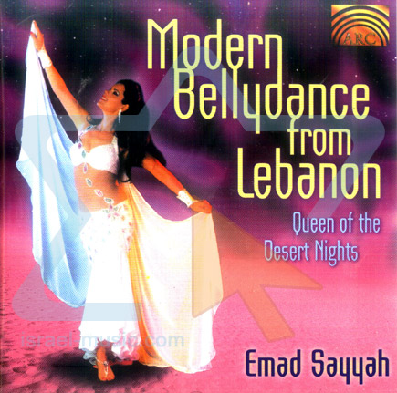 Modern Bellydance from Lebanon - Queen of the Desert Nights by Emad Sayyah