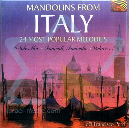 Mandolins from Italy by Joel Francisco Perri