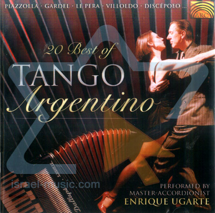 20 Best of Tango Argentino by Enrique Ugarte