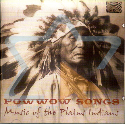 Pow Wow Songs by Various