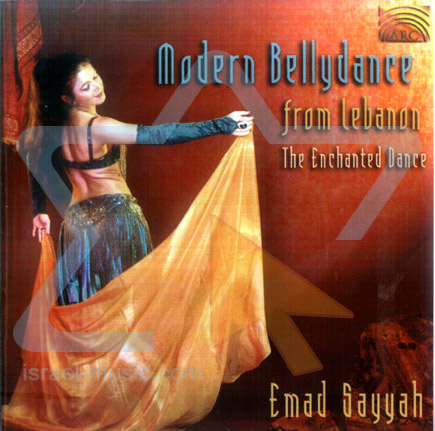 Modern Bellydance from Lebanon - The Enchanted Dance by Emad Sayyah