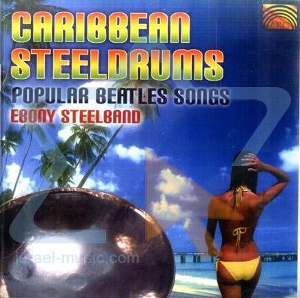 Caribbean Steeldrums by Ebony Steelband