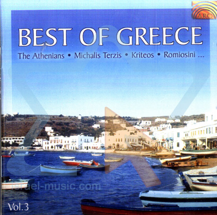 Best of Greece - Vol. 3 by Various