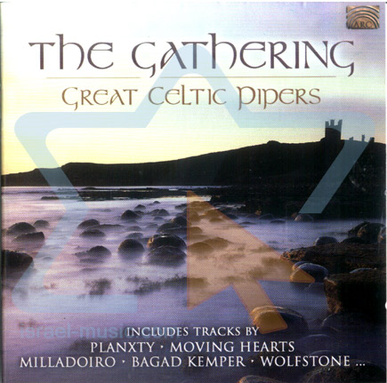 The Gathering - Great Celtic Pipers by Various