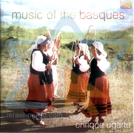 Music of the Basques by Enrique Ugarte