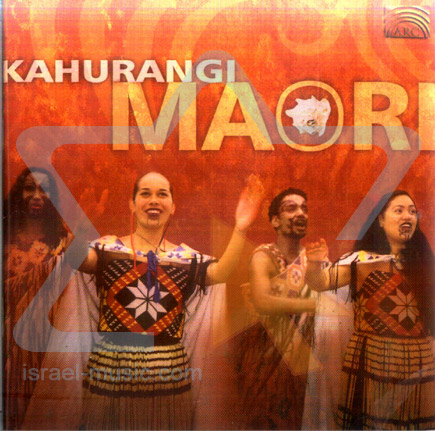 Kahurangi Maori by Kahurangi Maori Dance Ensemble