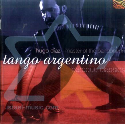 Tango Argentino - Baroque Classics لـ Hugo Diaz