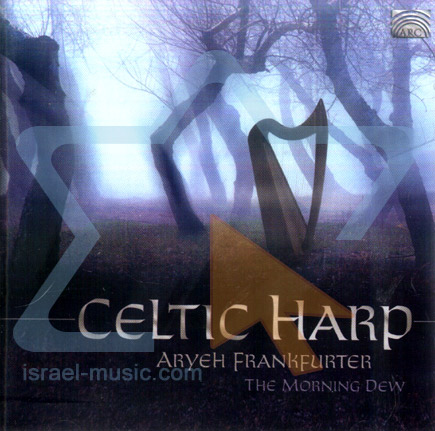 Celtic Harp - The Morning Dew by Aryeh Frankfurter