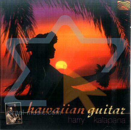 Hawaiian Guitar by Harry Kalapana