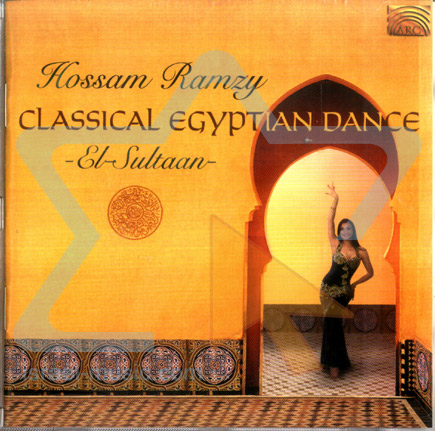 Classical Egyptian Dance - El Sultan by Hossam Ramzy