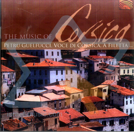 The Music of Corsica by Various