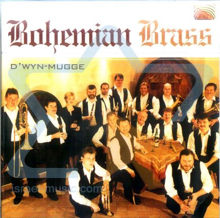 Bohemian Brass by D'wyn - Mugge