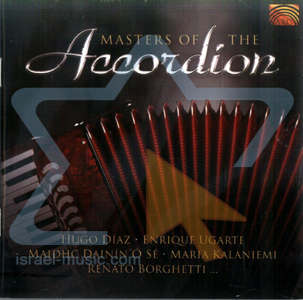 Masters of the Accordion by Various