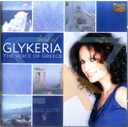 The Voice of Greece لـ Glykeria