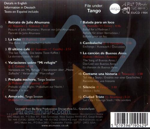 Tango Festival के द्वारा Various
