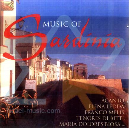 Music of Sardinia by Various
