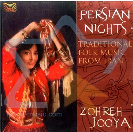 Persian Nights by Zohreh Jooya