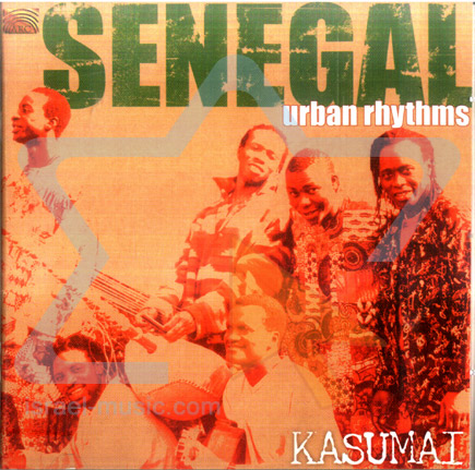 Senegal Urban Rhythms by Kasumai