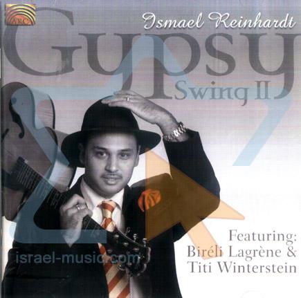 Gypsy Swing 2 by Ishmael Reinhardt