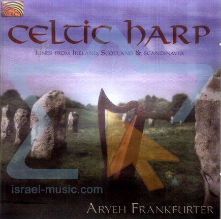 Celtic Harp by Aryeh Frankfurter