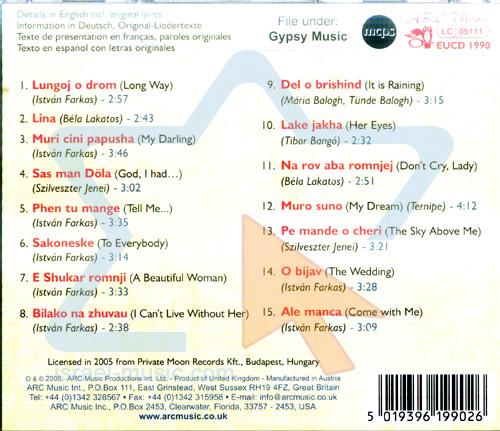 Hungarian Gypsy Music by Ternipe