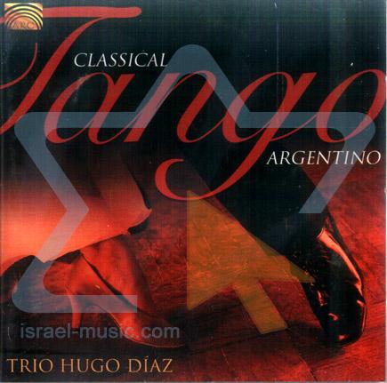 Classical Tango Argentino لـ Hugo Diaz