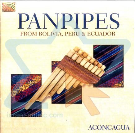 Panpipes from Bolivia, Peru & Ecuador by Aconcagua