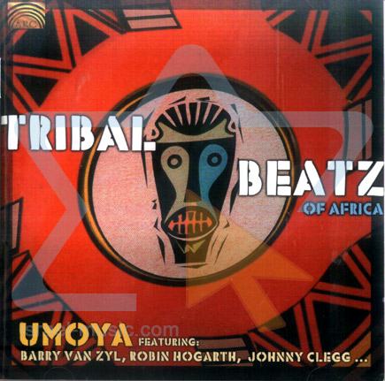 Tribal Beatz of Africa Par Umoya