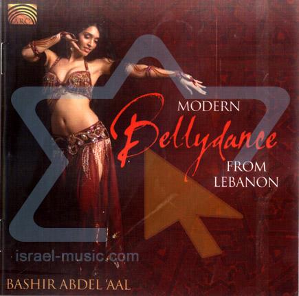 Modern Bellydance from Lebanon by Bashir Abdel'Aal