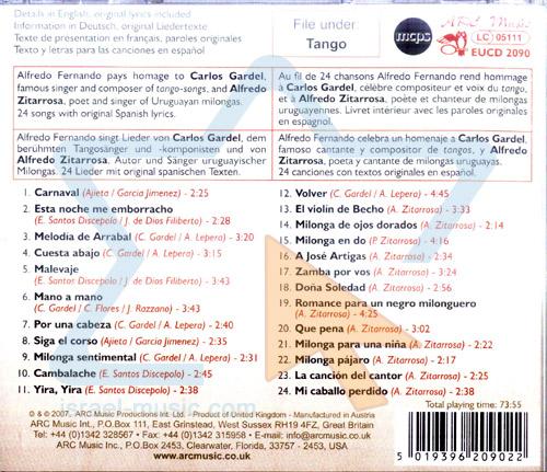 Tango & Milongas के द्वारा Alfredo Fernando