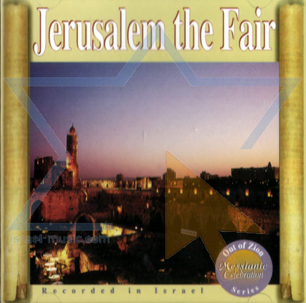 Jerusalem the Fair by Various