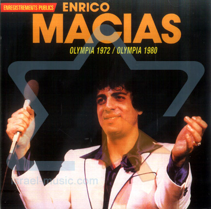 Olympia 1972 / Olympia 1980 Par Enrico Macias