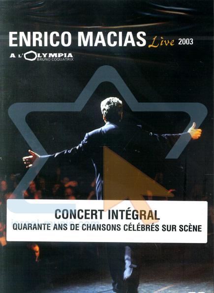Live 2003 Par Enrico Macias