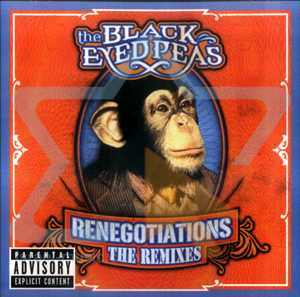 Renegotiations - The Remixes by The Black Eyed Peas