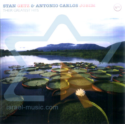 Their Greatest Hits by Stan Getz & Antonio Carlo Jobim
