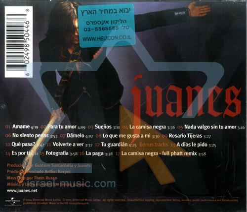 Mi Sangre by Juanes